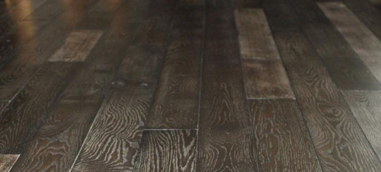 French Bleed Hardood Flooring